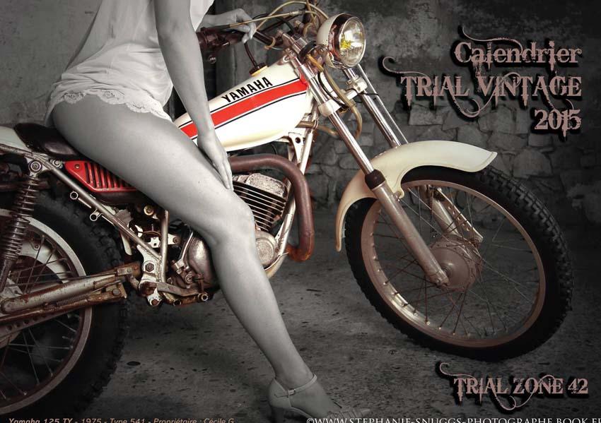 Travaux de moto vintage